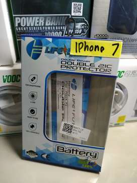 Battery iPhone 7 doubel power