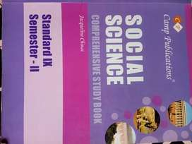 Social Science Standard 9th Semester 2