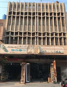 Commerical Building On Main Chibban Road 5 Marla With 2 Big Shops