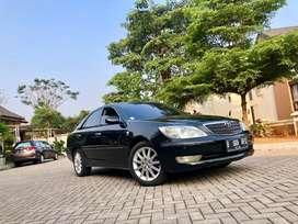 Toyota camry type V 2004/2005 facelift orisinil good condition
