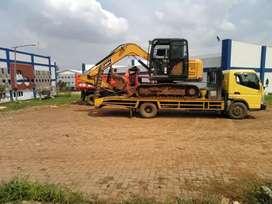 Rental becko pc100 sewa excavator breaker dozer wales stemper pump