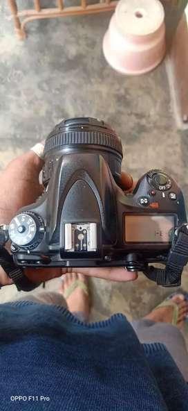 Nikon d610 full frame
