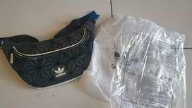 Adidas Waistbag X Issey Miyake Black Reflective