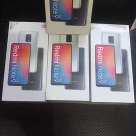 Xiaomi redmi note 9 pro ram 6/64 garansi resmi bisa kredit