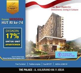 Big Promo Untuk Manado! Segera Pilih Unitnya di Condotel The Palace