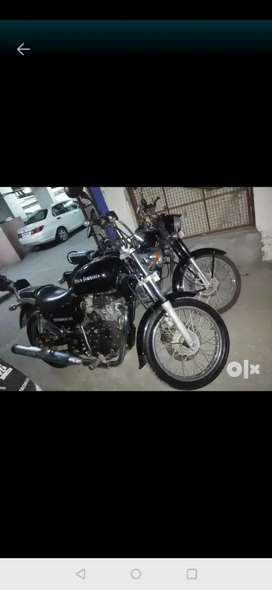 Royal Enfield Thunderbird in a very good condition