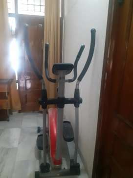 Cross trainer fitness  equipment
