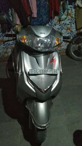 hero duet in very good condition only 16k driven