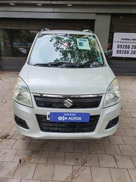 Maruti Suzuki Wagon R 1.0 LXi, 2015, Petrol