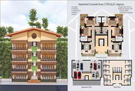 Luxury appartments  and resorts