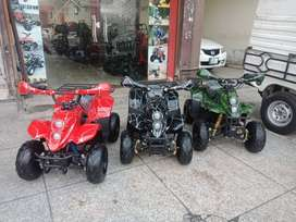 Durable & Powerful Quad Atv 4 Wheeler Bikes At Subhan Enterprises