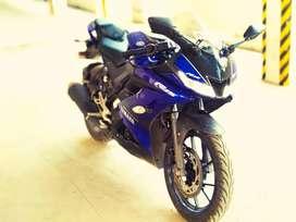 Yamaha R15 V3 - 1,10,000
