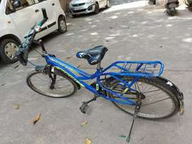 Sold a cycle