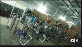 RO WATER PLANT ARE PURIFIER BRAND NEW WITH GUARANTEE AND WARRANTY