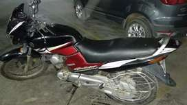 Yahama Gladiator bike 125cc