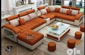 Trv SM Yousufain Furniture sofaset unit without center table