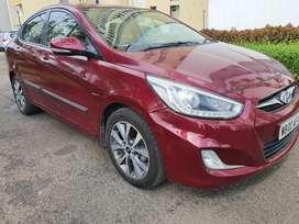 Hyundai Fluidic Verna 1.6 VTVT S(O), 2014, Petrol
