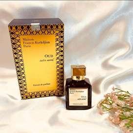 Parfum Baccarat Oud Satin
