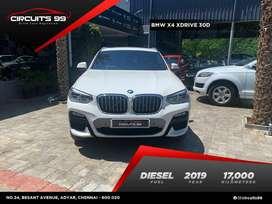 BMW X4 M Sport X xDrive20d, 2019, Diesel