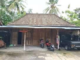 Rumah limasan jowo