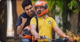 **LOOKING BIKE RIDE IN CHANDIGARH** UBER MOTO TAXI