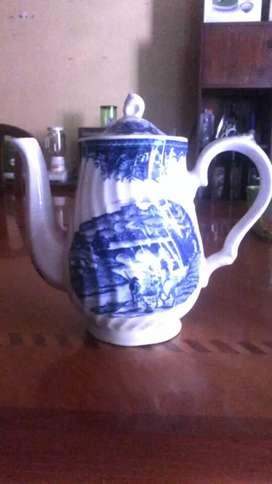 Teko keramik hand painted oxford england