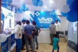 REQUIRED CANDIDATES FOR VIVO SHOWROOM