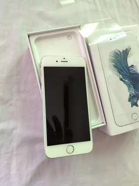 iPhone 6S silver New at best price 64GB