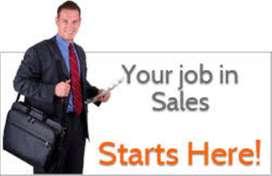 Wanted Sales Executive