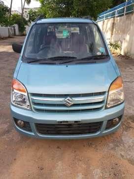 Maruti Suzuki Wagon R VXi Minor, 2007, Petrol