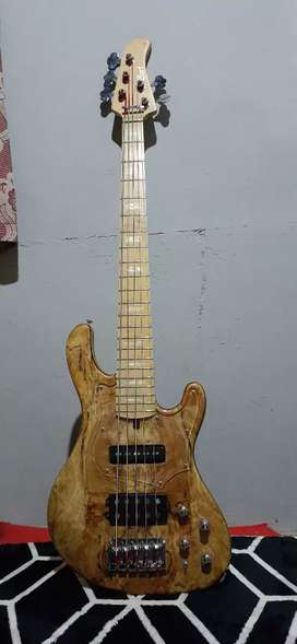Jual Bass Cort Gb75