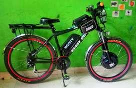 Sepeda Gunung Listrik Jual Murah BU