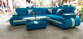 Sofa L minimalis new paradise
