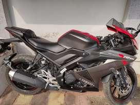 Yamaha r15 v3 2018 model 6500km driven
