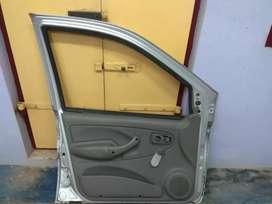 Indica V2 front left door and bumper