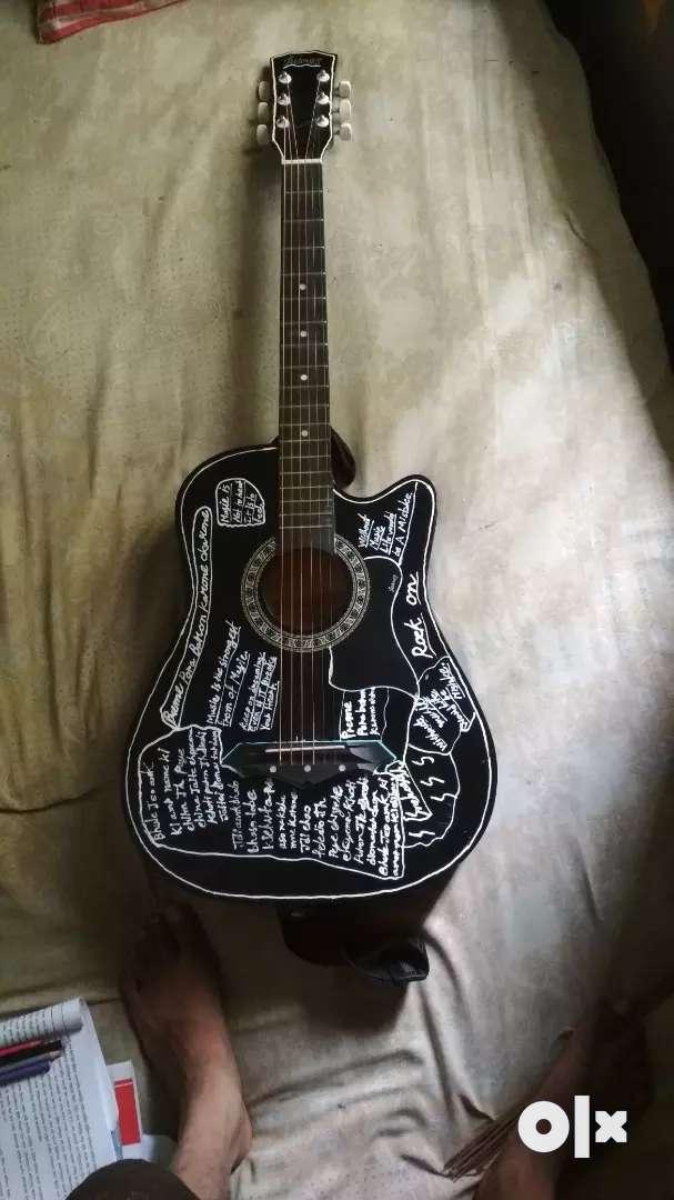Juarez acoustic guitar 0