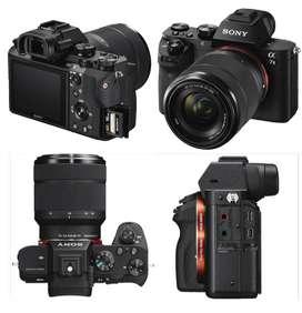 Sony A7 Mark II Kit FE 28-70mm F/3.5-5.6 OSS  - Garansi Resmi Sony