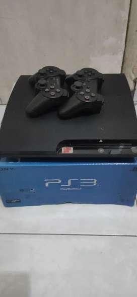 PS 3 Slim 250 GB
