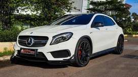 Mercedes Benz GLA45 AMG EDITION ONE 2014 Fullspec 11Rb Rare Item