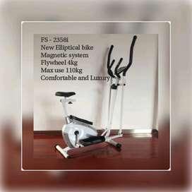 Sepeda Statis Elliptical Bike / Fitness Sports // Monday 14.02