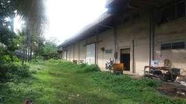 Gudang LT 14.070m2 Lokasi Strategis Masuk Kontainer Sukamaju, Depok