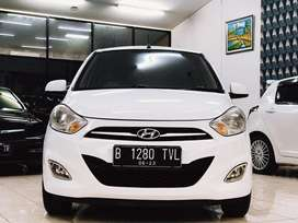 Hyundai i10 MATIC 2011 super istimewa irit