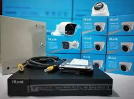 paket CCTV 2 mp plus pasang jabodetabek