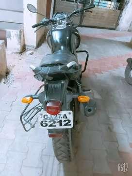 150 cc Yamaha bike