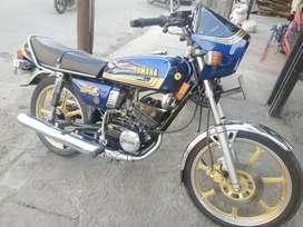 Yamaha Rx K Tahun 1982 Mulus Rawatan