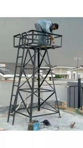 Pesanan / pemasangan toren