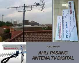 Spesialis Jasa Pasang Baru Antena Tv Digital