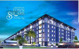 At Bachupally 2 & 3 BHK Flats for sale  with Bank loan available