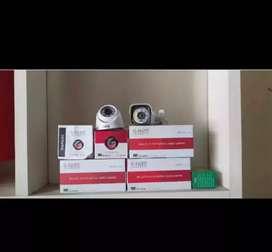 Jual paket CCTV 2 mp plus pasang jabodetabek