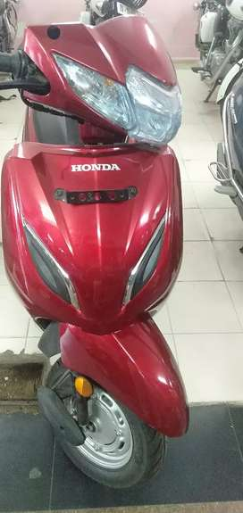 Honda/Activa New just pay RS.2222/- No income proof required